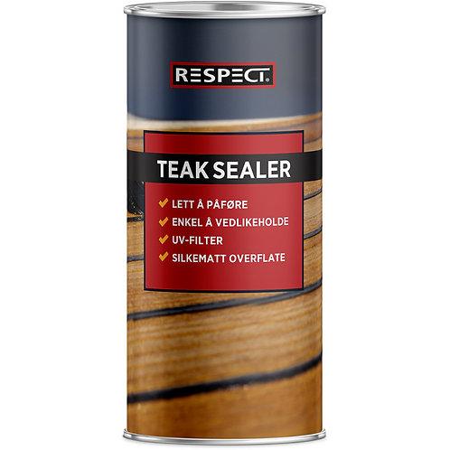 Teak Sealer olje 0,5 l - Respect