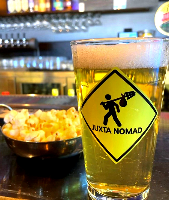Nomad Crossing Pint-Yellow