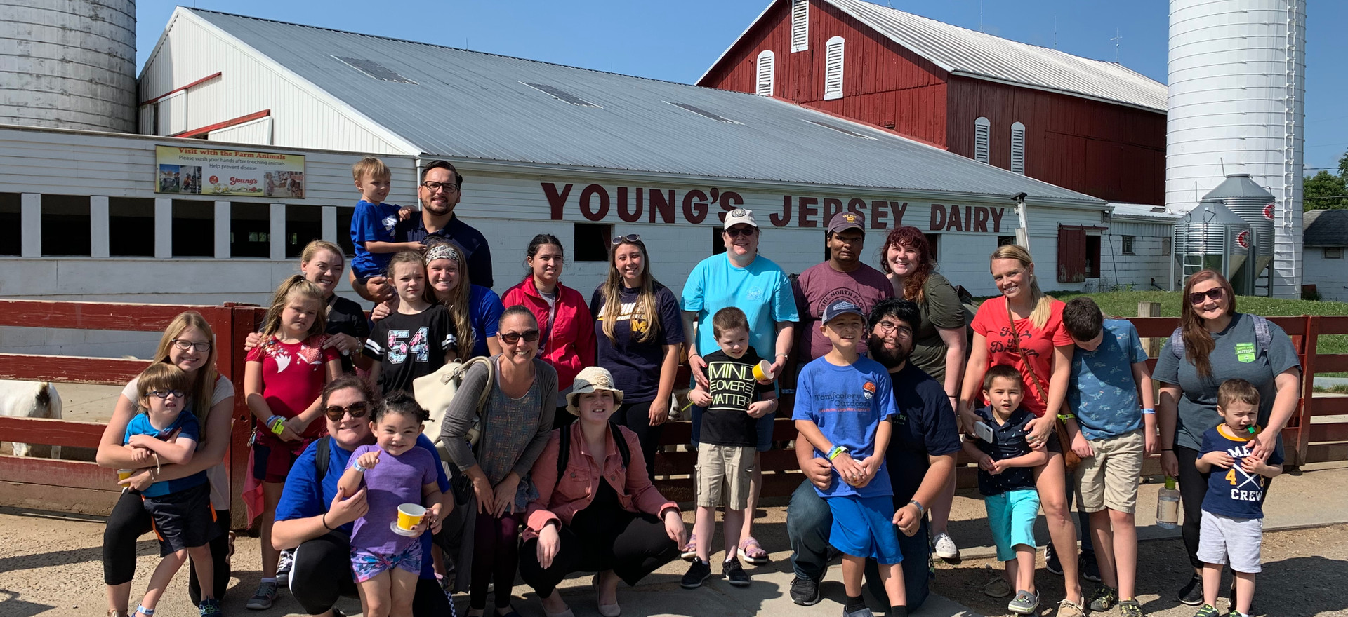 Young's Dairy Farm Outing!