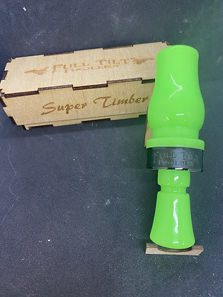 Super Timber (Lime Green)
