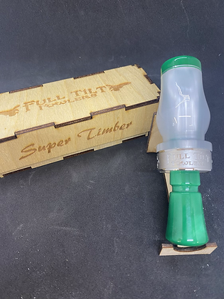 Super Timber (White/Green Pearl)