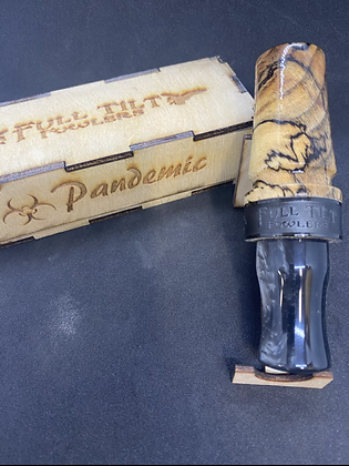 Pandemic (Spalted/Silver)