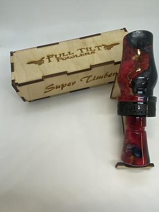 Super Timber (Red Buckeye/Black/Silver)