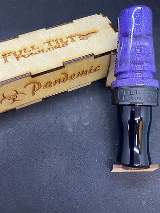 Pandemic (Purple Maple/Black)