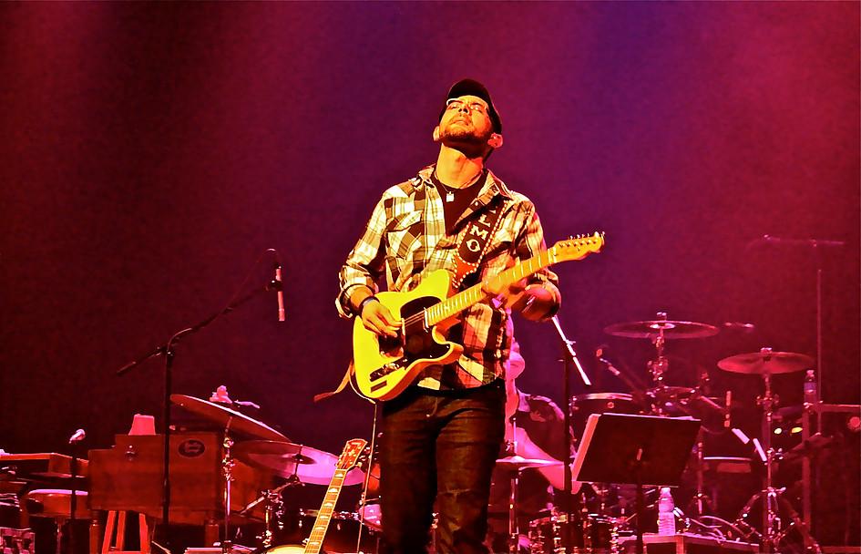 John elmo szetela guitar vaughn skow pickups