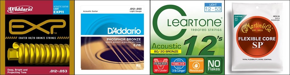 Which Strings are best should I buy For my acoustic guitar? 2018 2019 2020