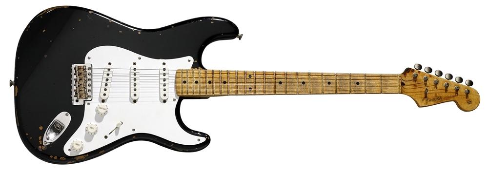 Fender Custom Shop Clapton_Blackie