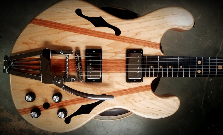 Gary Yerby Guitars