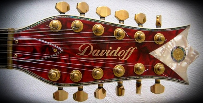 Peter Davidoff Custom Guitar