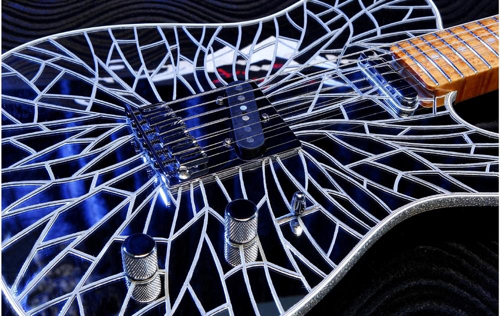 Fender Custom Shop Shattered Glass Tele