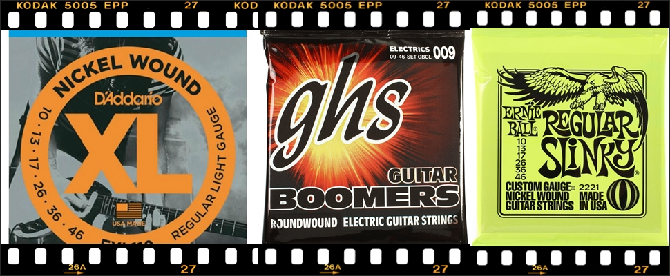Which Strings are best should I buy For my electric guitar