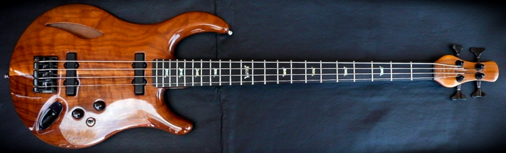 Jon Kammerer custom botique bass Guitar