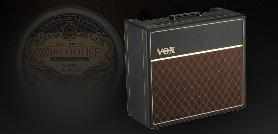 Vox amps warehouse guitar speakers WGS