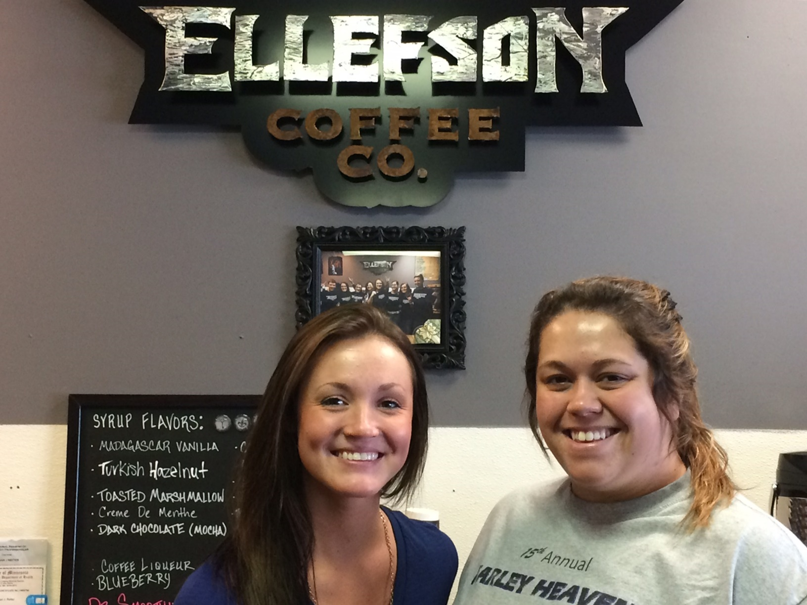Ellefson Coffe Co Jackson Mn