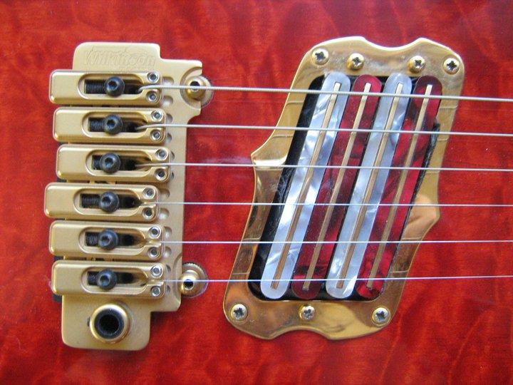 Peter Davidoff Custom Guitar hand made