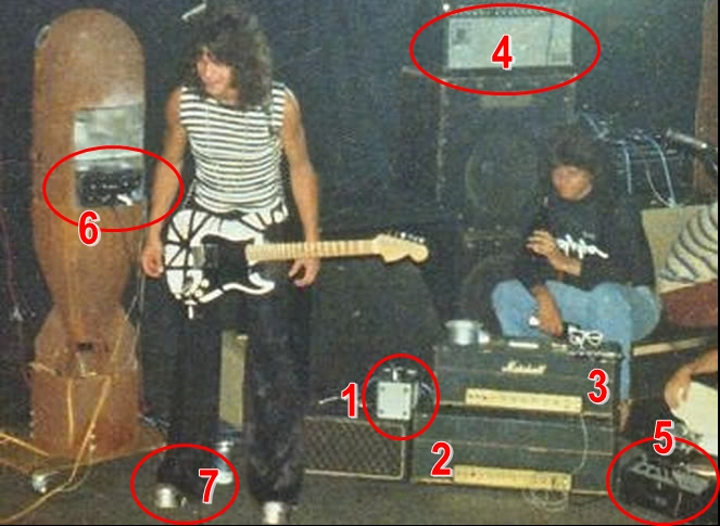 Early Eddie Van Halen Secrets