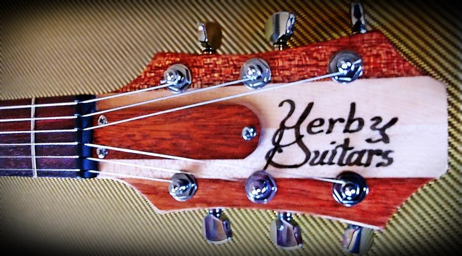 Vaughn Skow Yerby Guitar