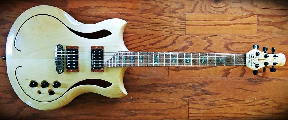 Jon Kammer Custom Pagasus Guitar