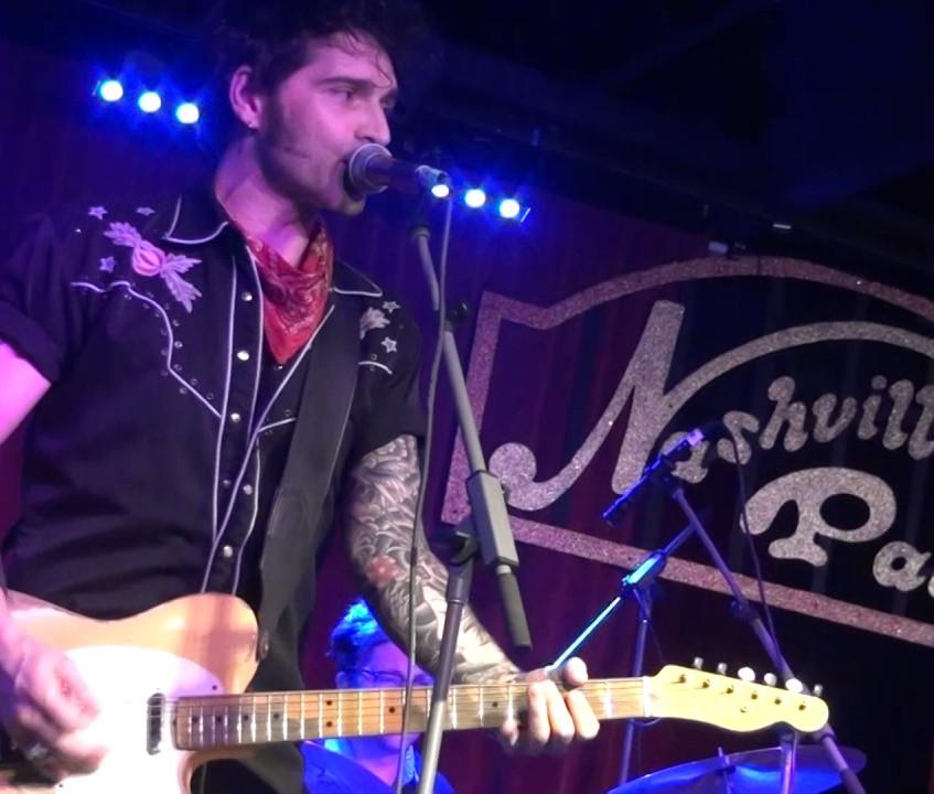 david graham guitar eskimo brothers