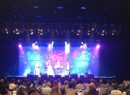The Mid-Coast Commitment to the International Bluegrass Music Awards