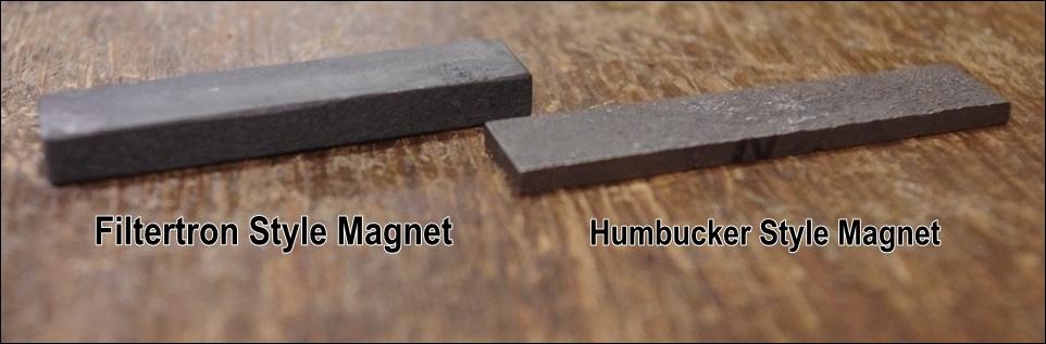 Filtertron+vs+Humbucker+Magnet