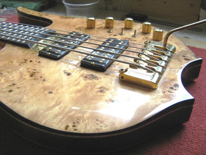 Peter Davidoff Boutique custom guitar