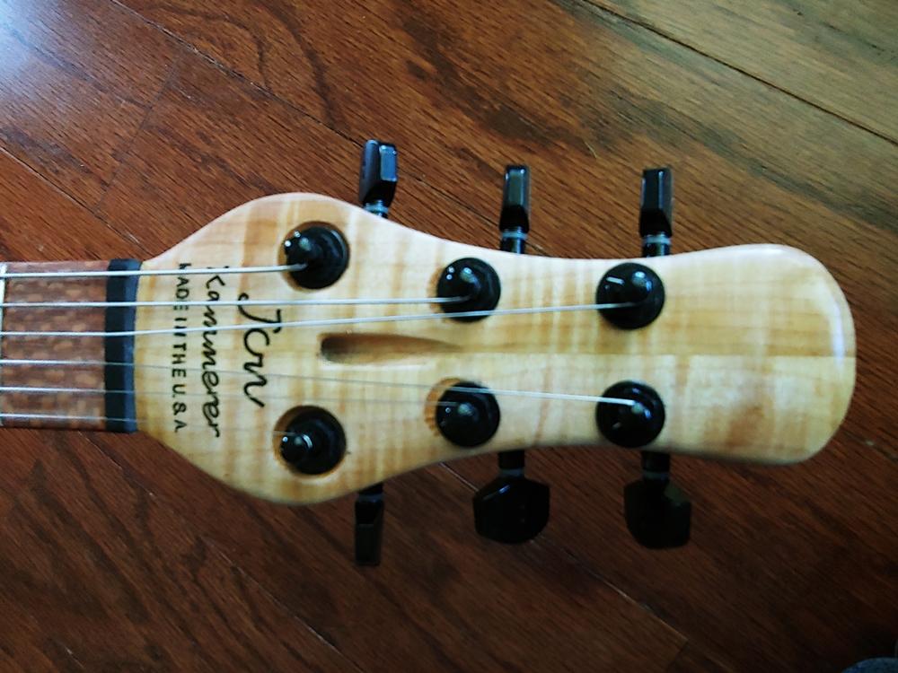 Jon Kammerer botique guitar