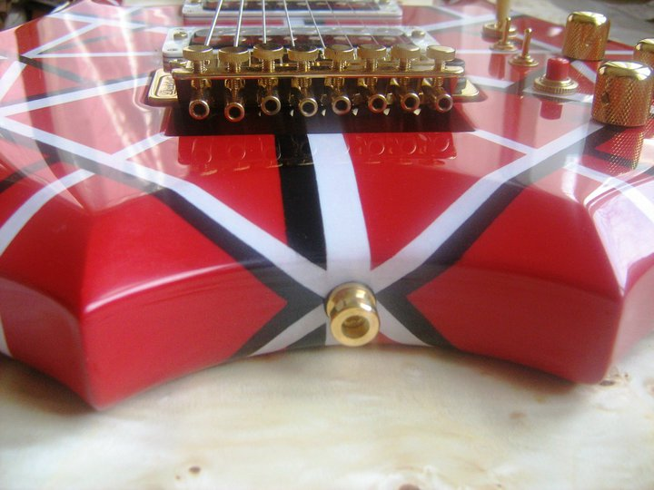 Peter Davidoff Custom Botique 10-string guitar