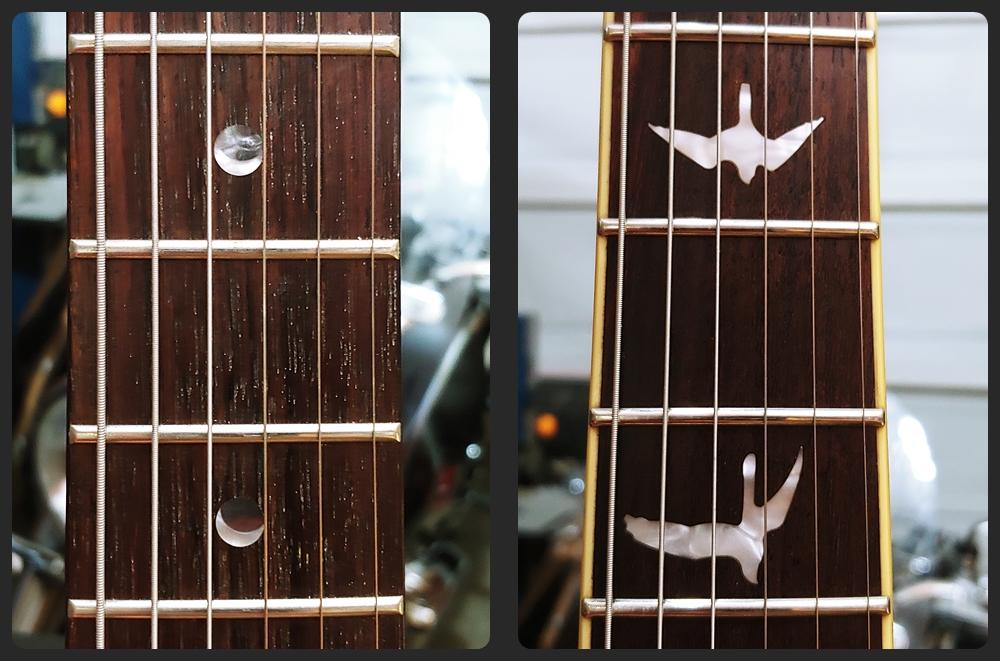 Indoneasian vs Korean PRS SE guitars