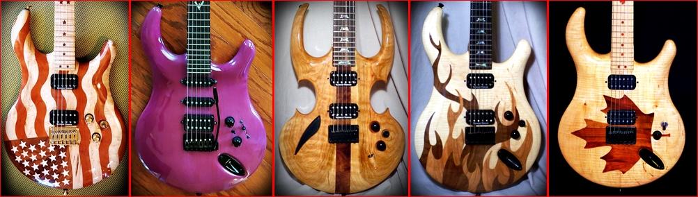 Jon Kammerer Custom Guitars