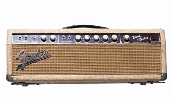 Eddie Vah Halen First Amp Fender Bandmaster