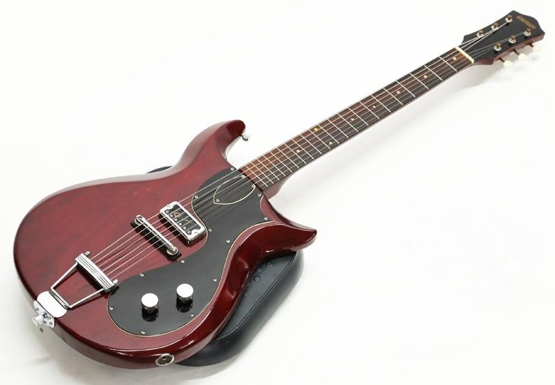 1962_Gretsch_Corvette_single+pup Les Paul Jr