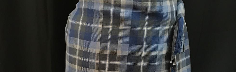 Caitriot Tartan shawl