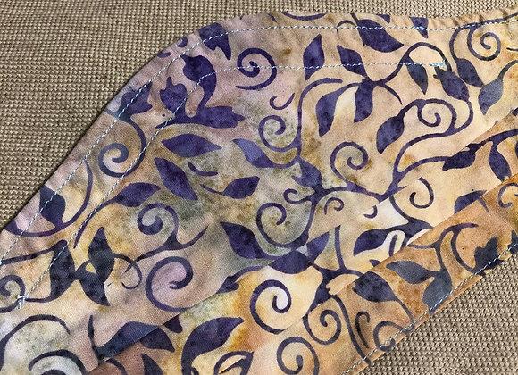Lavender Batik