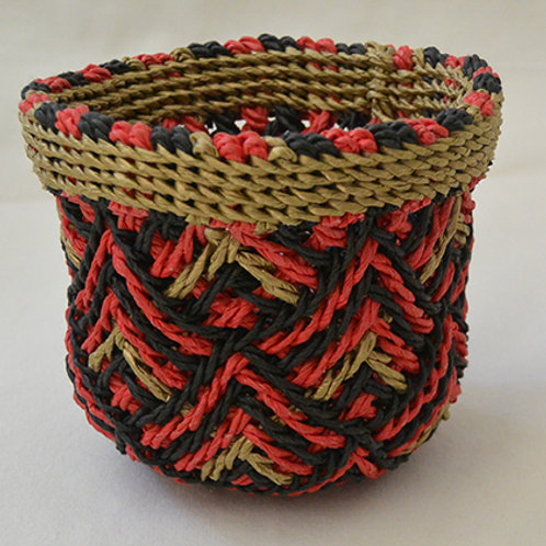 J3:  Split Ply Basket