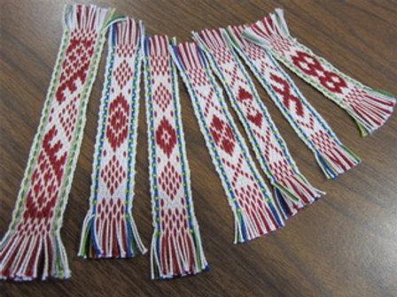 F1:  Inkle Weaving