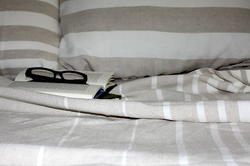 D3:  Weaving Linen Bedding