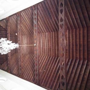 Rehabilitación de la cubierta de la Iglesia de San Gregorio VII