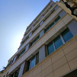 Remodelación de edificio de PB+5