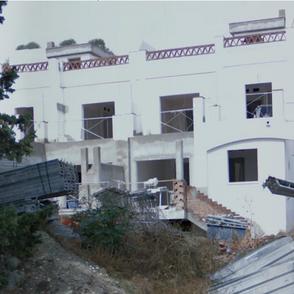 Conjunto de 4 viviendas unifamiliares pareadas