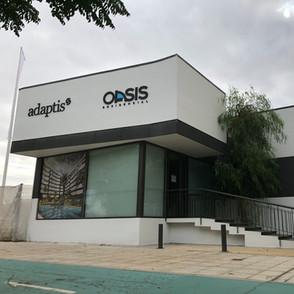 """Piso piloto para """"Oasis Residencial"""" en Sevilla Este"""