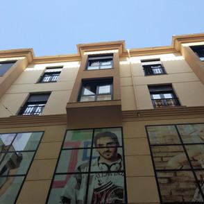 Edificio para apartamentos, oficinas y locales en el centro de Málaga