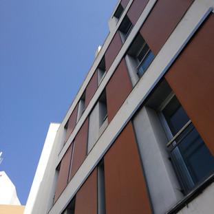 Edificio para 12 apartamentos en Calle Capuchinos de Málaga