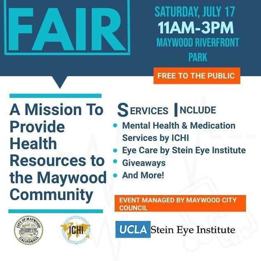 ICHI Health & Wellness Fair