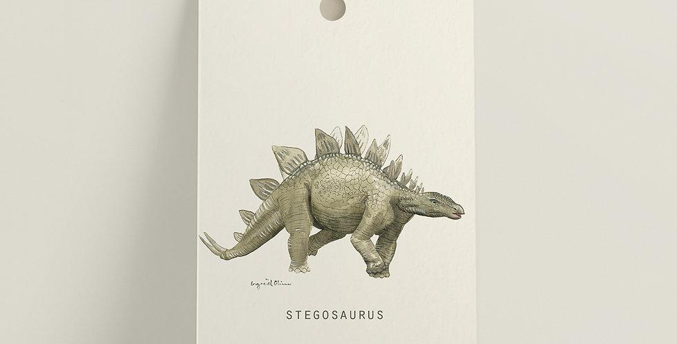 Gavelapp: Stegosaurus
