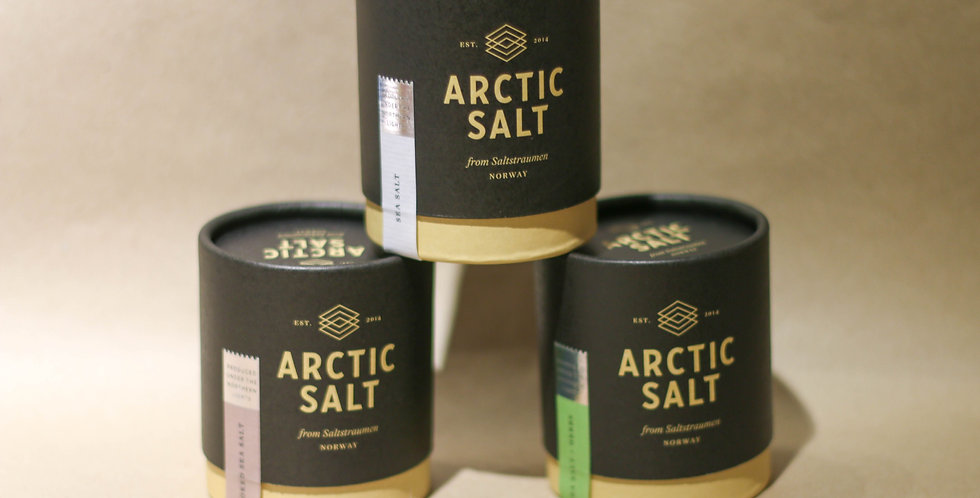 Arctic Salt 120g Boks