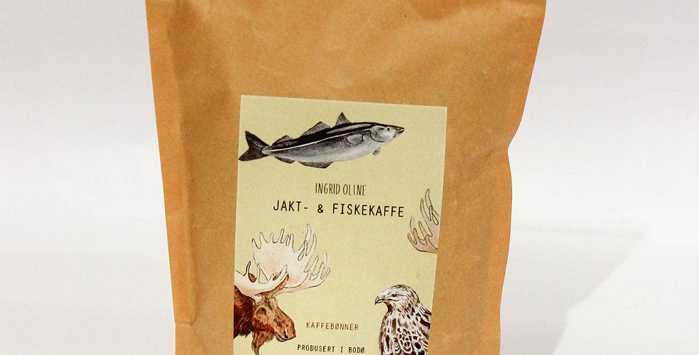 Jakt- og fiskekaffe