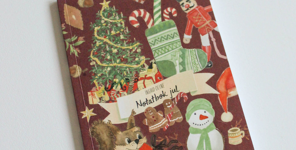 Liten notatbok (jul)