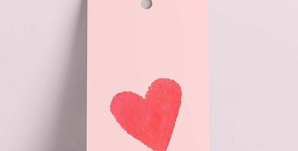 Gavelapp: Hjerte