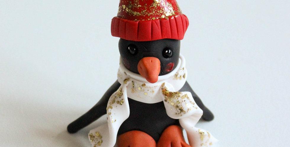 Julepynt pingvin